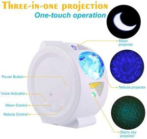 Galaxy Projector Galaxdream specifications