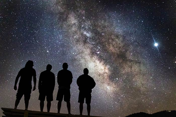 Our Milky Way galaxy, you can bring it home with our galaxy projector